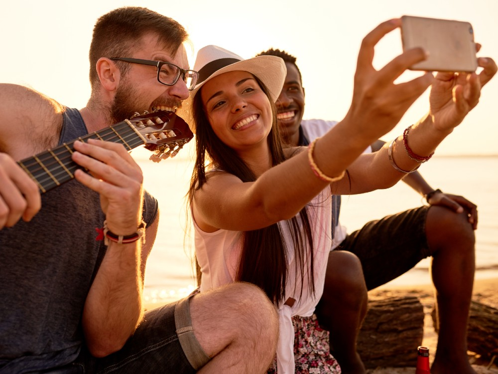 Landmark Vacation Rentals Social Media