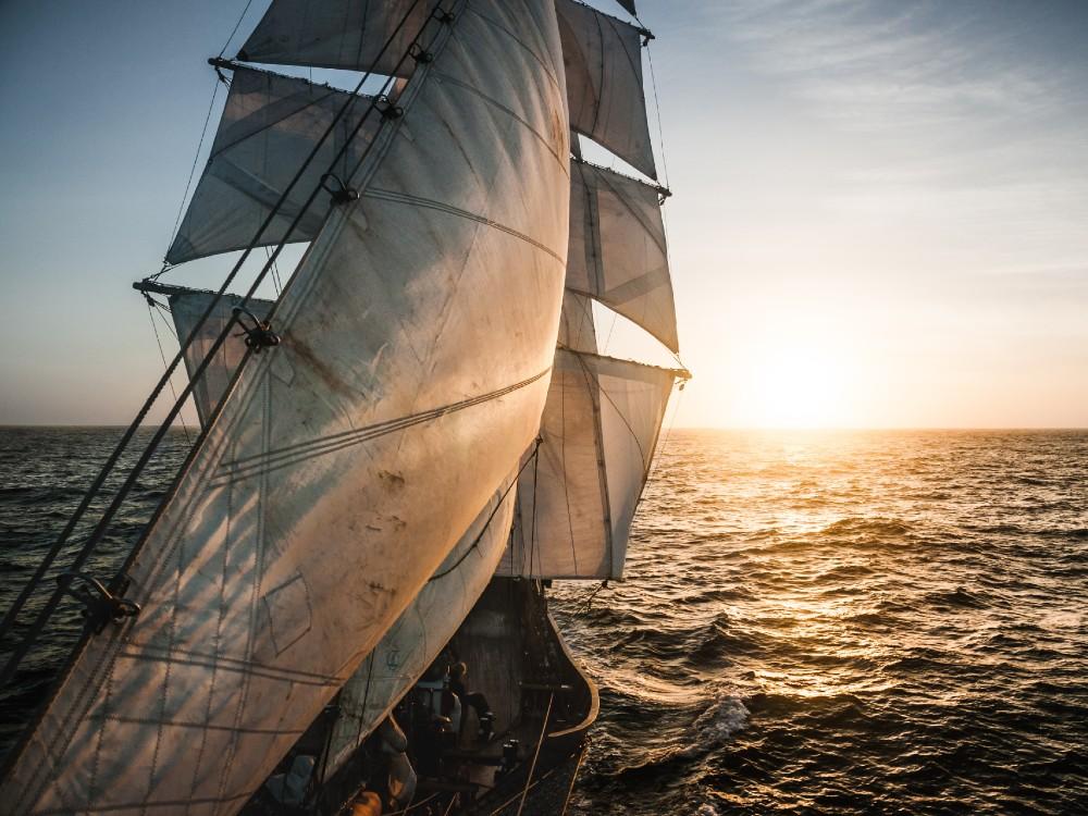 Topsail Island Pirate Legend