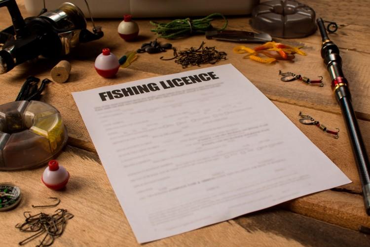 NC Fishing License