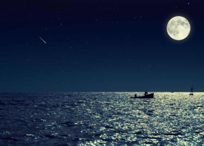 Stargazing on Topsail Island